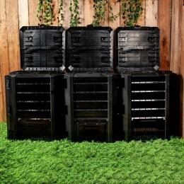 Компостер/Ящик для овощей 0,75х0,75 (высота 100) 560 литров.
