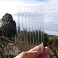 Сотовый поликарбонат 3,5 мм прозрачный