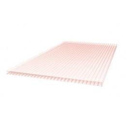 Сотовый поликарбонат Greenhouse Nano 4 мм